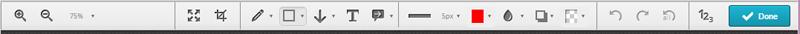 imagen de barra edicion nimbus screen capture -800px en rosapanos.com Píldoras de TIC