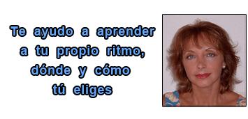 Rosa Paños Sanchis: te ayudo a aprender a tu propio ritmo, dónde y cómo tú eliges