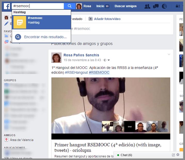 buscar-hashtags-rsemooc-en-facebook-borde (rosapanos.com - Pildoras de TIC)