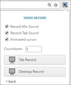 caracteristicas grabacion video Nimbus en rosapanos.com - Pildoras de TIC