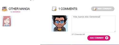 comentarios usuario de FaceYourManga (rosapanos.com - Pildoras de TIC)
