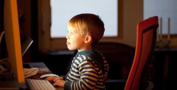 niños usen internet con seguridad
