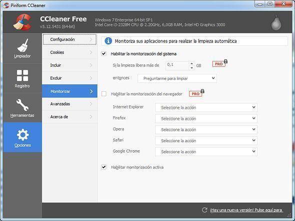 CCleaner-opciones-monitorización en rosapanos.com - Pildoras de TIC