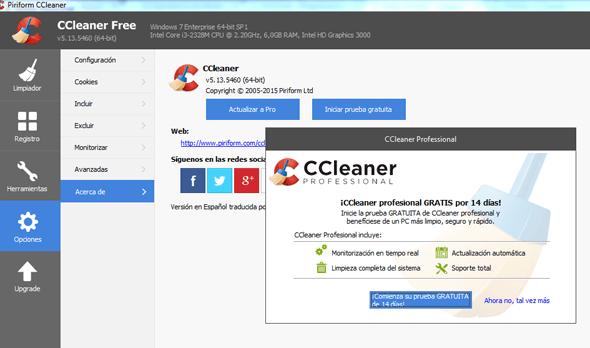 descargar ccleaner profesional de prueba (590) by rosapanos.com - Pildoras de TIC