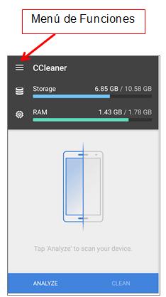 CCleaner-interfaz limpiador -menu by rosapanos.com - Pildoras de TIC
