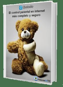 portada e-book qustodio - rosapanos.com-Pildoras de TIC
