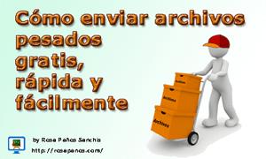 miniatura ENVIAR ARCHIVOS GRANDES by rosapanos.com - Pildoras de TIC