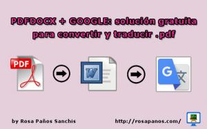 miniatura PDFDOCX+GOOGLE by rosapanos.com - Pildoras de TIC