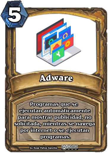 5 - ADWARE - descripción by Rosa Paños Sanchis (Pildoras de TIC)